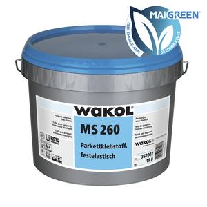Wakol MS260 Parketlijm, hardelastisch - Zeer emissiearm - 18kg