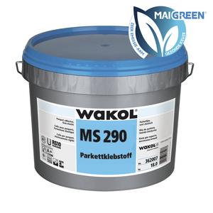 Wakol MS290 Parketlijm, stootvast - Zeer emissiearm - 18kg