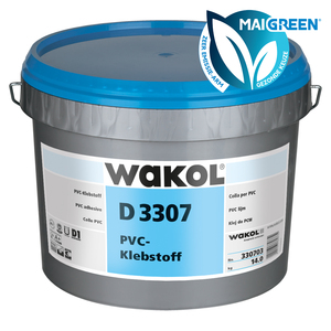 Wakol D3307 PVC-lijm - Zeer emissiearm - 14kg