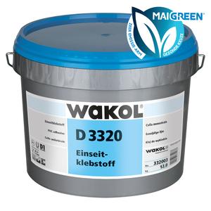 Wakol D3320 Eenzijdige lijm - Zeer emissiearm - 12kg