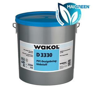 Wakol D3330 PVC-Design vloerbedekking lijm - Zeer emissiearm - 10kg
