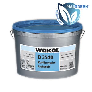 Wakol D3540 Kurk contactlijm - Zeer emissiearm - 2,5kg