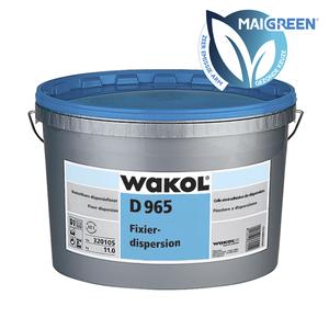 Wakol D965 Dispersie fixeerlijm - Zeer emissiearm - 10kg