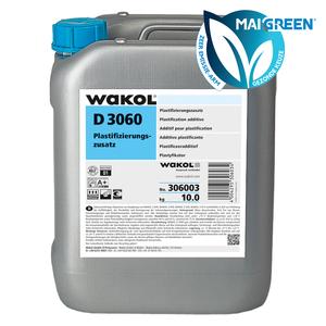 Wakol D3060 Plastificeringsmiddel - Zeer emissiearm - 10kg